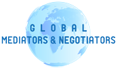Global Mediators & Negotiators Logo