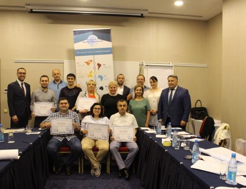 GMN Caspian Bakü Arabuluculuk Eğitimleri