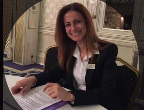 Dr. İnci Balcı, Türkiye' nin ilk anlaşma müzakerecisinden biri oldu